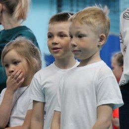 Воспитанники детских садов выполнили нормативы ГТО