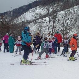 Почти 100 горнолыжников приняли участие в открытом первенстве Невельского района