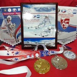 Островные горнолыжники завоевали девять медалей чемпионата и первенства страны