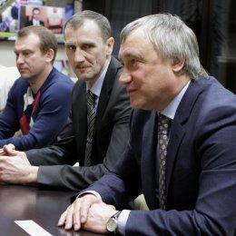 Президент ФГССР Леонид Мельников высоко оценил работу областного Правительства по развитию горнолыжного спорта на Сахалине