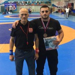 Сослан Хетеев из Южно-Сахалинска стал бронзовым призером всероссийского турнира