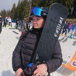 Софья Надыршина включена в состав сборной страны