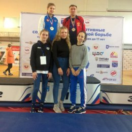 Анастасия Парохина заняла первое место на всероссийских соревнованиях