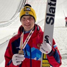 Максим Колобов – бронзовый призер юниорского первенства мира