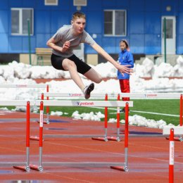 Чемпионат и первенство Сахалинской области по лёгкой атлетике стартовали в Южно-Сахалинске
