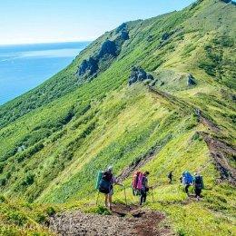 Островитяне впервые отправились на соревнования по спортивному туризму