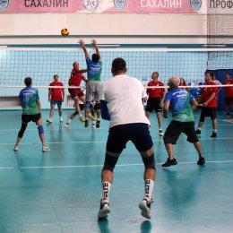 Волейболисты из Южно-Сахалинска выиграл турнир в рамках Спартакиады отрасли ФКС