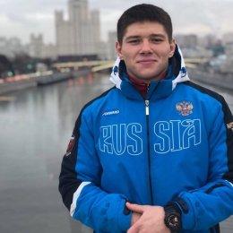 Андрей Тефанов занял второе место на международном турнире по вольной борьбе