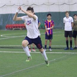 Юные футболисты сдали первый серьезный экзамен