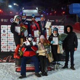 Роман Зверян победил на этапе Кубка страны и выполнил норматив мастера спорта