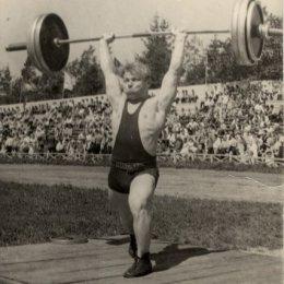 Страницы истории тяжелой атлетики: забытые имена