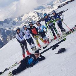 Сахалинские горнолыжники завоевали три медали в слаломе на всероссийских соревнованиях
