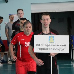 Победителями волейбольного Мемориала Николая Ельченинова стали команды из островной столицы