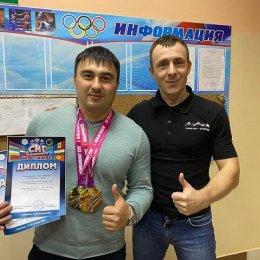 Евгений Ким из Смирных выполнил норматив мастера спорта в народном жиме