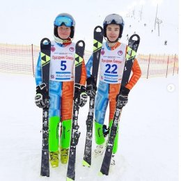 Островные сурдлимпийцы завоевали медали чемпионата страны по горнолыжному спорту