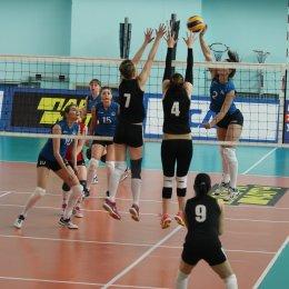 «Сахалин» завоевал золотые медали женского чемпионата Дальнего Востока по волейболу