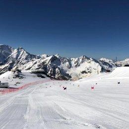 Островные горнолыжники готовятся к сезону в составе юниорской сборной России
