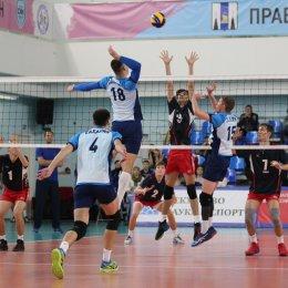 «Элвари-Сахалин» одержал вторую победу во втором туре «Финала шести»