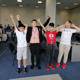 Сахалинцы выступили на этапе Кубка России по быстрым шахматам