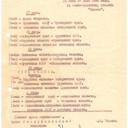 Спартакиада школьников Дальнего Востока (Южно-Сахалинск)